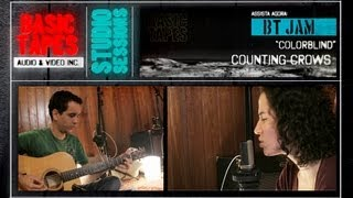 BASIC TAPES SESSIONS: COUNTING CROWS - COLORBLIND