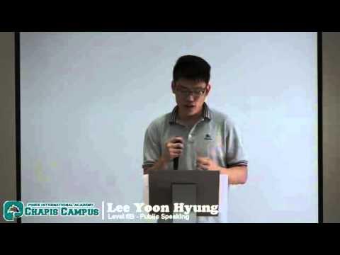PIA - ACD Presentation Lee Yoon Hyung สถาบันภาษาที่ฟิลิปปินส์ Филиппиний Академи 바기오어학원