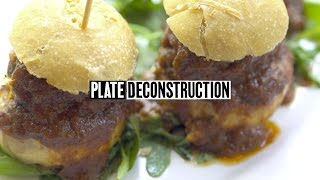 Plate Deconstruction: How to Make The Little Owl&#39s Meatball Sliders with Joey Campanaro