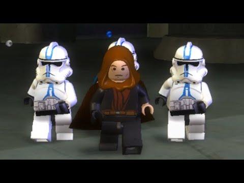 Order 66 Shaak Ti Custom Boss Fight V2 Lego Star Wars The Complete Saga Mods Youtube