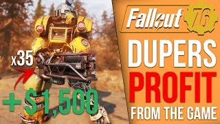Fallout 76 News - Dupers Getting Paid, Nuka Dark Response, Atomic Shop Changes