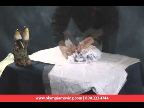 Download How to pack figurines for moving: Olympia Moving & Storage