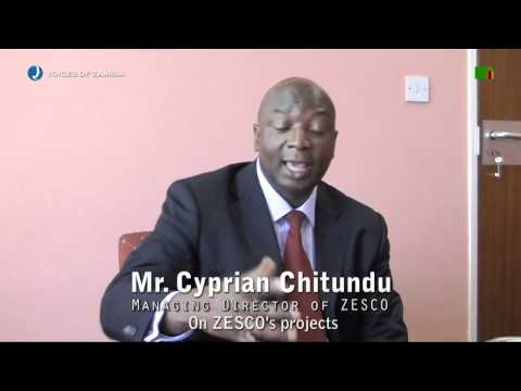 Voices Of Zambia - Interview With Cyprian Chitundu - Managing Director Of ZESCO