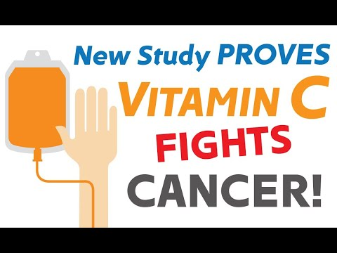 New Study PROVES Vitamin C Fights CANCER!