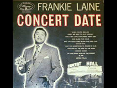 BESSIE: Frankie laine they call the wind mariah