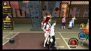 Dunk Nation 3X3-A Massively Multiplayer Online Basketball Mobile Game