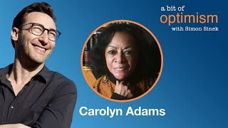 Gratitude With Carolyn Adams   A Bit Of Optimism  Podcast : Episode 8