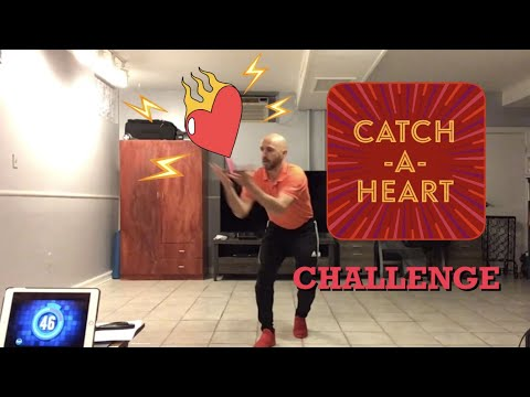 "PE At Home: ""Catch-A-Heart"" Challenge"