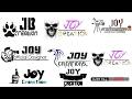 How to Make Your own Name creation PicsArt hd logo in picsart | Picsart editing | यूट्यूब लोगो बनाएं