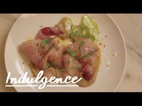 Chef Steve Samson's Amazing Italian Tuna Crudo