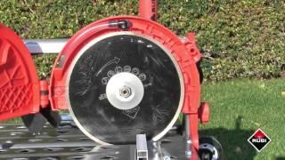 Rubi DU 200 EVO - электроплиткорез(Электрический плиткорезательный станок с подвижным режущим блоком для резки кафеля и греса. Купить плитко..., 2015-12-09T11:30:55.000Z)