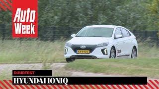Hyundai Ioniq - Afscheid Duurtest