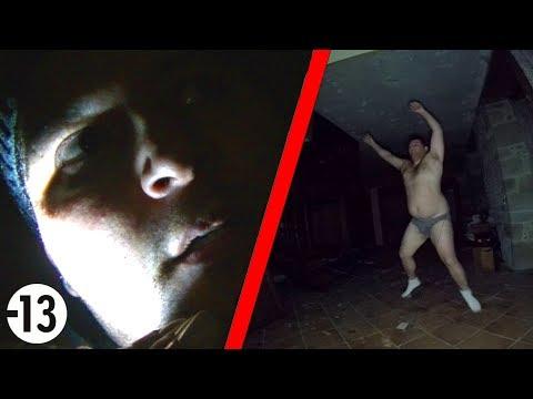 EXPLORATION DANS UN MANOIR HANTÉ QUI TOURNE MAL (Chasseur de Fantômes) [Explorations Nocturnes]