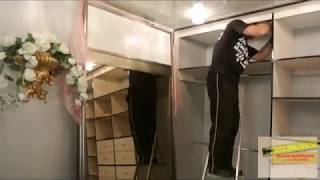 шкафы-купе недорого, шкафы на заказ, встроенные шкафы, шкафы-купе на заказ, сборка шкафа-купе(, 2014-08-01T12:39:34.000Z)