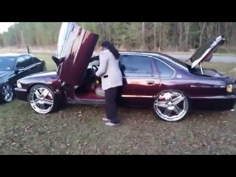 IF I WAS G-MOE:  Cadillac, Mercedes, and Lamborghini Doors: My cars will never BETRAY me!