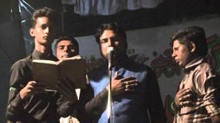 AKBAR TUMHE MALOOM HAI KYA MANG RAHE HO. - Anjuman-e-Gulshan-e-Abbas (Jaunpur) - Jais - 1437 H