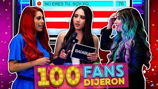 100 Fans Dijeron Ep. 10 | Android VS iPhone