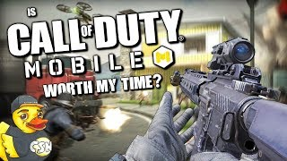 "Is ""Call of Duty: Mobile"" Worth My Time?"
