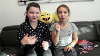 אתגר המסטיקים| קרין ומריה | Challenge gum