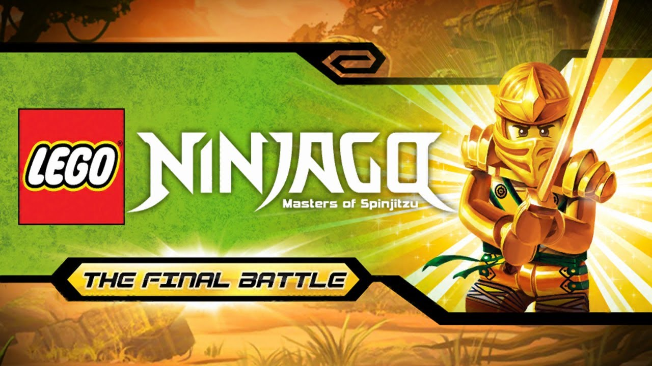 Lego ninjago the final battle universal hd gameplay - Lego ninjago logo ...