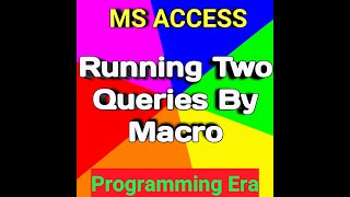 MS Access Salary Calculation By Macro