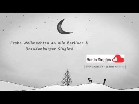Frohe Weihnachten für alle Berliner Frauen & Männer von Berlin-Singles.com - So datet man heute !