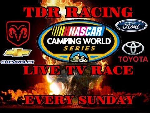 TDR-Racing Trucks at Milwaukee Mile 6-16-13