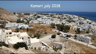 Santorini July 2018: Kamari
