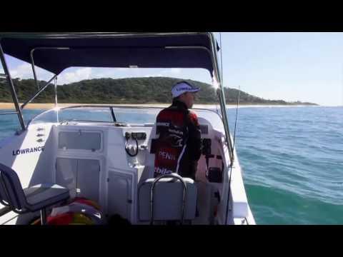 ASFN Deep Sea - Garrick action just of tonga long beach