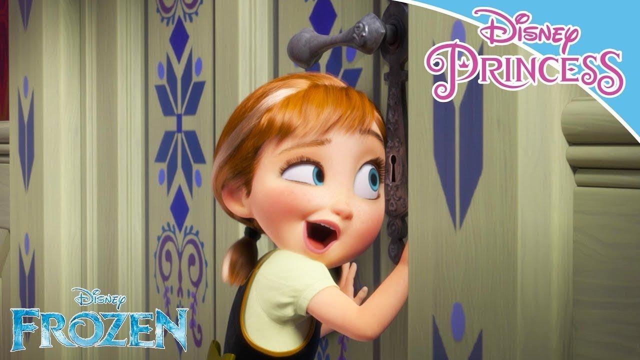 Download Frozen   Do You Want to Build a Snowman?   Disney Princess   Disney Arabia