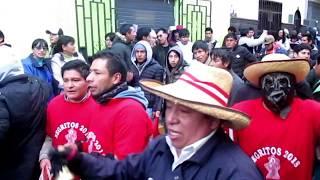 Qatilinyas 2018 Negritos de Huancavelica (Santo Domingo)