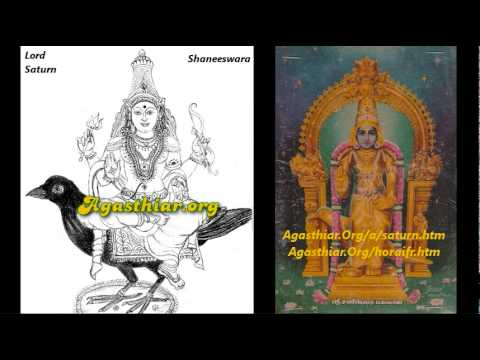 Great SATURN Mantra * What Shani Dev told Dasaratha * Shaneeswara Chant
