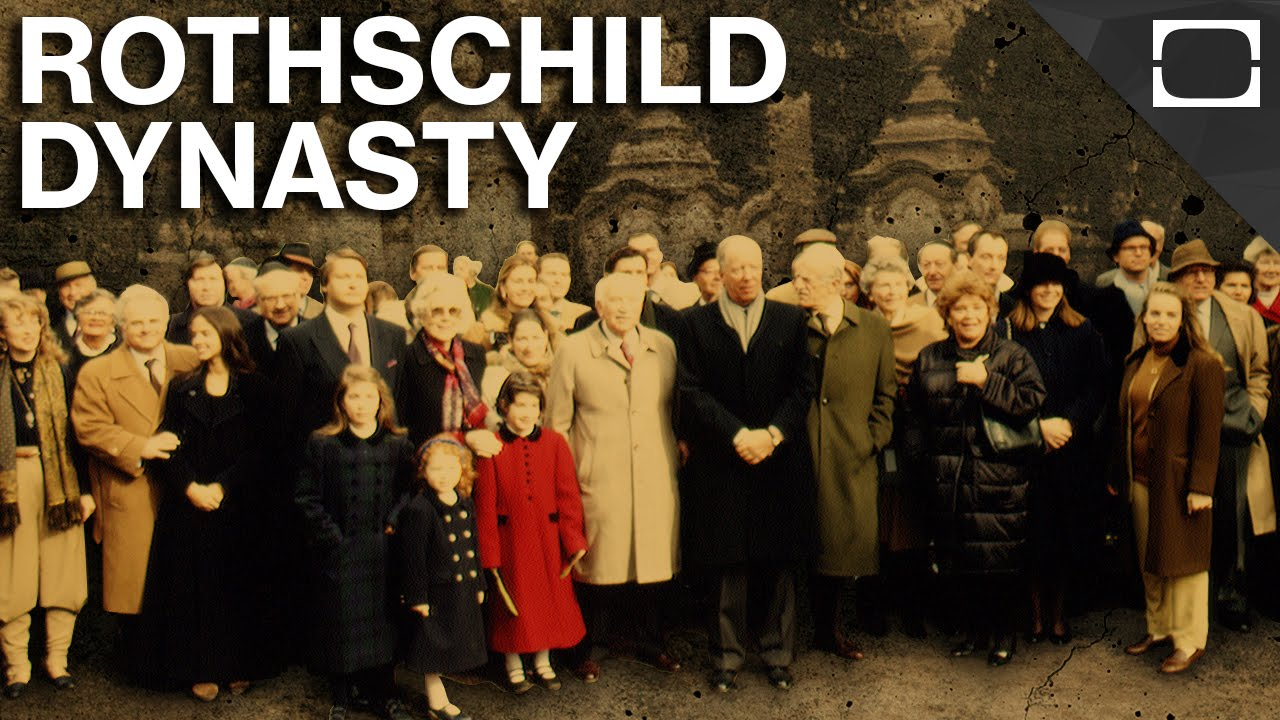 Who Is The Rothschild Family & How Much Power Do They Have? - YouTube