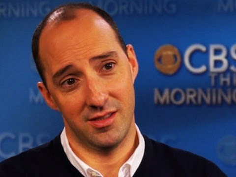 "Tony Hale on ""Veep"" - ""It's a really fun environment to play in"""