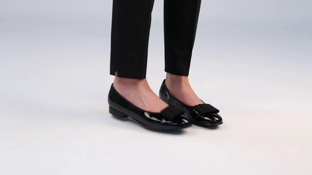 Gabor Womens Casual Ballet Flats