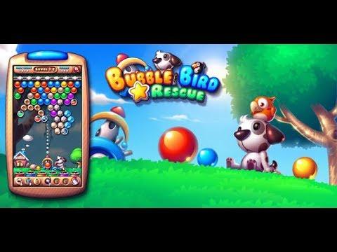 Bubble Bird Rescue games review 2017