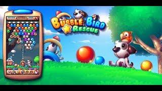 Bubble Bird Rescue games review 2017 screenshot 4