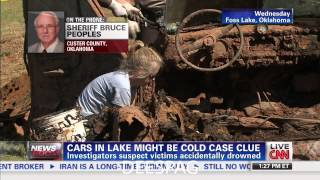 Cars Containing Human Remains Found In Lake 9-20-13