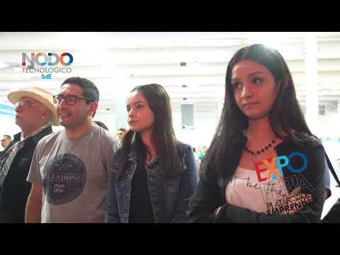 EXPO FERIA -PLATAFORMA EMPRENDER-  2018