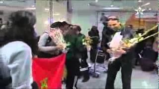 تتويج المنتخب المغربي للإناث بلقب بطولة إفريقيا لكرة الطائرة