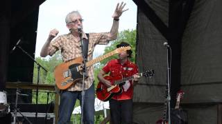 Dylan Festival Warwick NY.... Bill Kirchen warning you about what c...