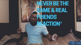 Camila Cabello Never Be The Same & Real Friends *REACTION*