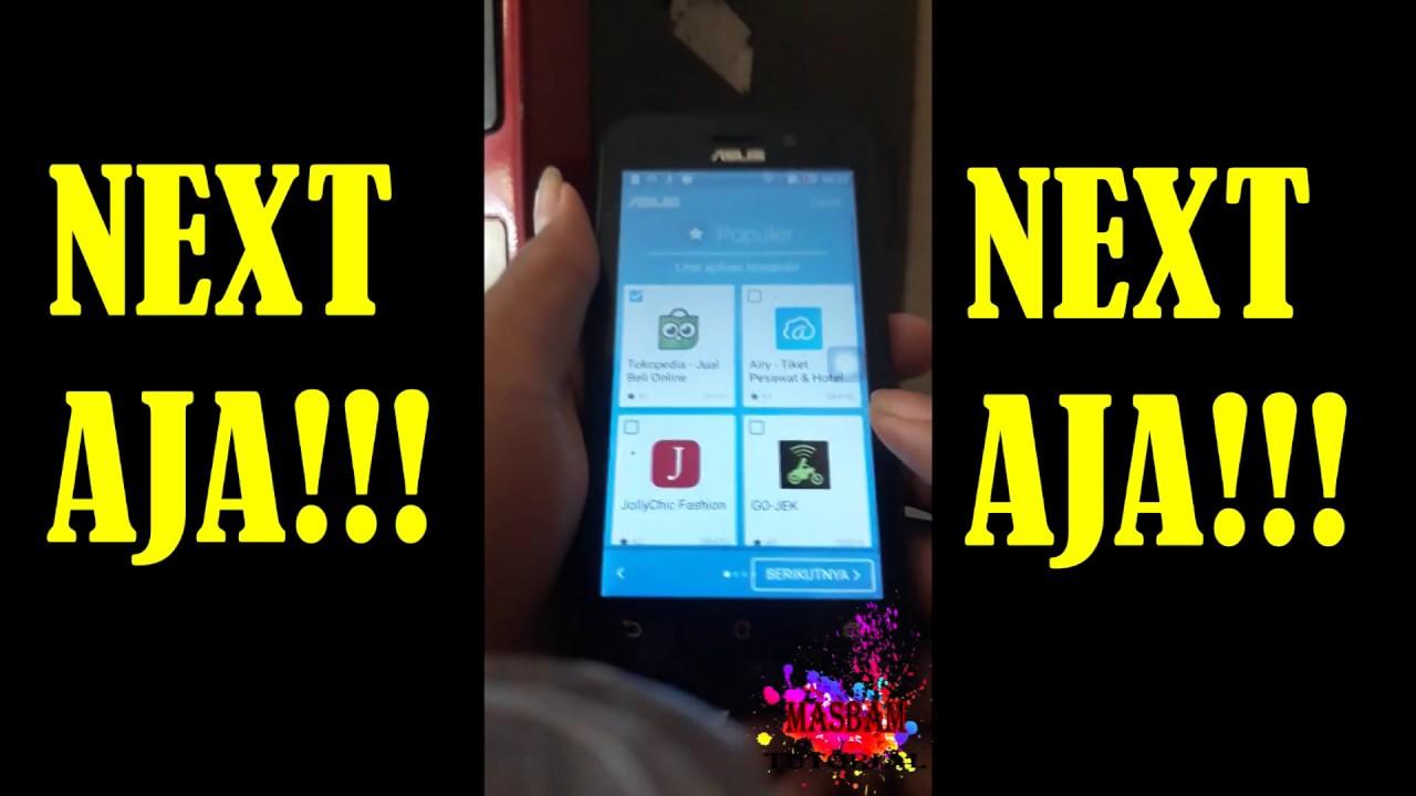 Frp Lupa Account Google Asus Zenfone Go X014d Youtube