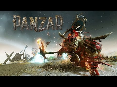 видео: panzar - Тащер с дубиной