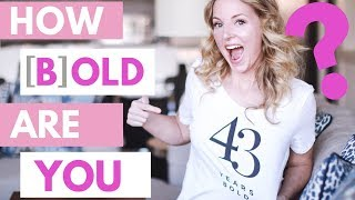 Your Age Is JUST a Number | My Positive Thoughts on Aging