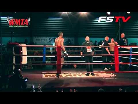 Jonathan Maal vs Mario de Vogel