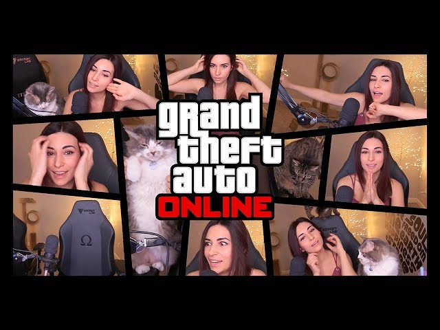 GTA V Online - Alinity & Viewers & Fails, Funny Compilation Highlights