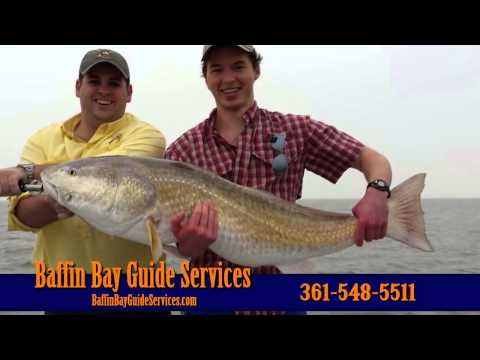Baffin Bay Guide Services | Fin & Feather Trips & Saltwater Fishing Trips In Corpus Christi, TX