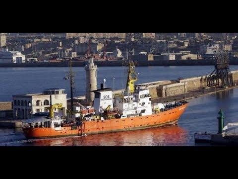 AQUARIUS: Seenotretter suchen verzweifelt nach neuer Flagge