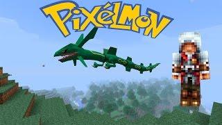[Minecraft 1.7.10]Гайд по Pixelmon 3.3.9 - Основа